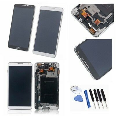 Assembly Replacement LCD Screen Digitizer for Samsung Galaxy Note3 N9005 +Frame