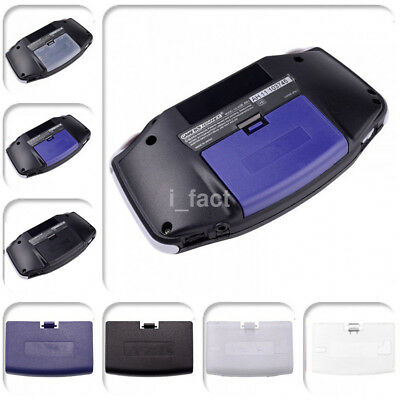 1PCS Replacement Battery Cover Door Lid for Nintendo Gameboy Advance GBA Console