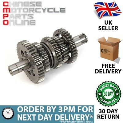 Gearbox Output Shaft for ZS125-48E,ZS125-48F (GBXST017)