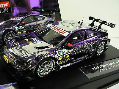 Carrera Evolution 27440 AMG Mercedes C-Coupe DTM 2012 Jamie Green NEW