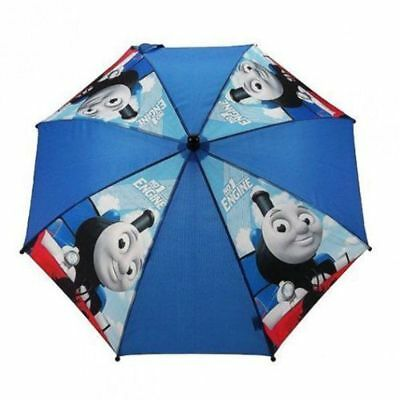 Thomas Heroes The Tank  No1 Engine Blue and Red Umbrella