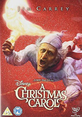 DISNEYS A Christmas Carol DVD NEW 2009