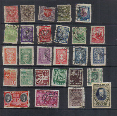 Lithuania Small collection