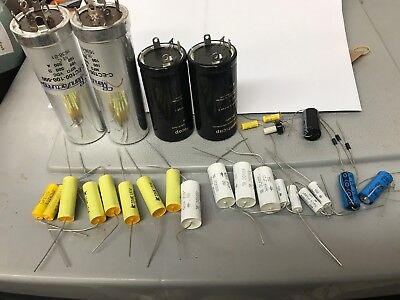Deluxe Restoration Kit for McIntosh MC240  MC-240 Tube Ampilier All Capacitors+