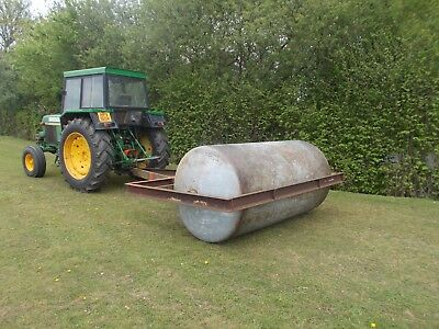 10 Foot Wide + 3 Ton in weight Roller to go behind your Tractor for leveling wor