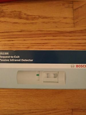 bosch DS150i request to exit motion