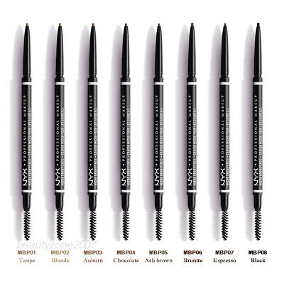 NYX Micro Brow Pencil (MBP) *Chose any one*