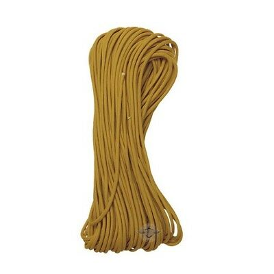 5ive Star Gear 5037000 7-Strand Paracord 100' Overall - Mustard