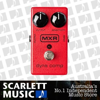 MXR M102 Dyna Comp Compressor Effects Pedal *BRAND NEW*