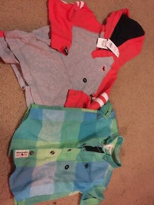 Abercrombie & Fitch Size 3/4 Kids Toddler Boys Lot