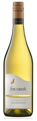 Fox Creek `Fox Creek` Chardonnay 2016 (12 x 750mL), McLaren Vale, SA.