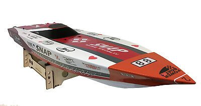 Snap Gas Petrol 26cc Offshore 2 Stroke Racing Boat Gasoline Dragon Hobby