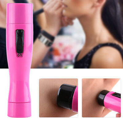 Electric Mini Facial Body Epilator Lady Trimmer Armpits Painless Hair Remover a