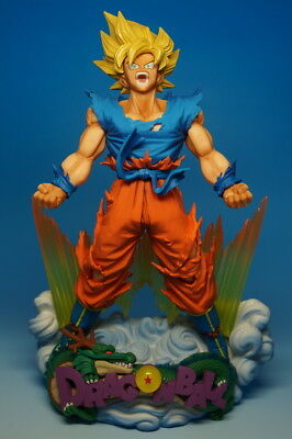 SMSP Super Master Stars Piece Dragonball Goku The Brush PVC figure Banpresto