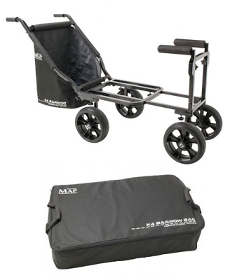 MAP X4 Extending Barrow + Barrow Bag + Carry Case