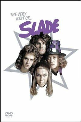 Slade The Very Best Of DVD Hard Rock Music Brand New