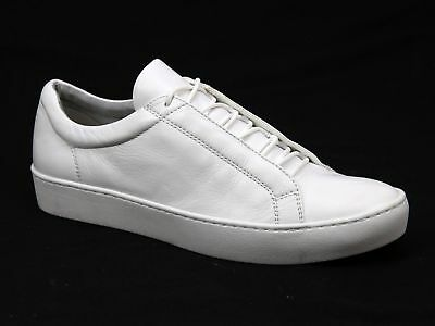Womens Vagabond Zoe White Leather Casual Fashion Lace Up Pump Trainers Uk Size 6