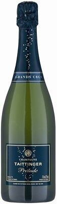 Taittinger `Prélude` Grands Crus NV (6x750mL) Champagne, France.