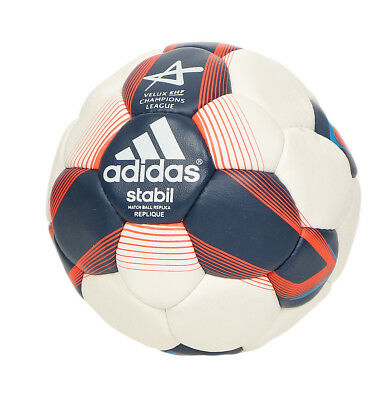 Adidas Stabil Replique Handball Ball EHF Champions League Größe 2 NEU M62079