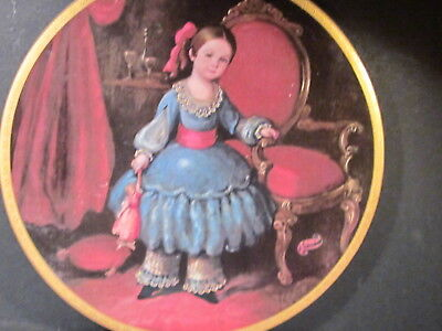Pickard Children of Mexico Sanchez REGINA Ltd Ed Plate Ltd to 5K Plates