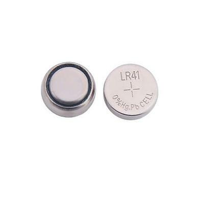 10 x Alkaline Button Cell AG3 LR736 LR41 L736 192 Batteries 1.5V Watch Battery