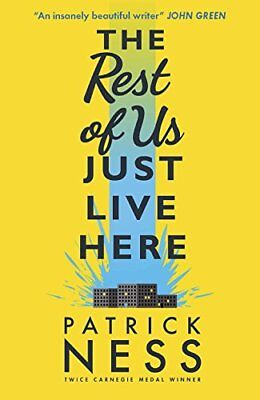 The Rest of Us Just Live Here,Patrick Ness- 9781406365566