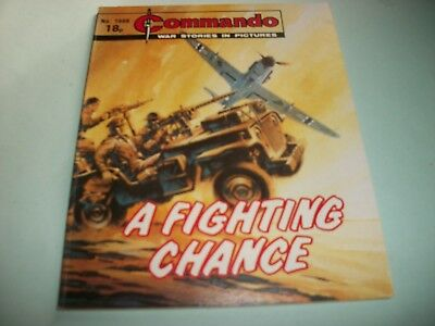 1983  Commando comic no. 1686
