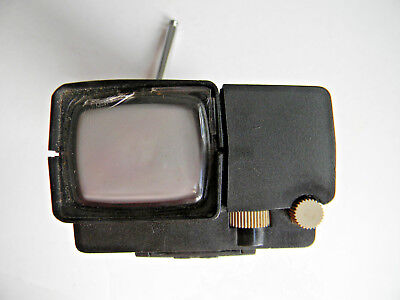 Sinclair microvision TV - spares only MTV1B