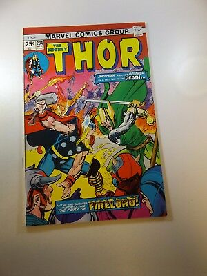 Thor #234 VF condition Huge auction going on now!