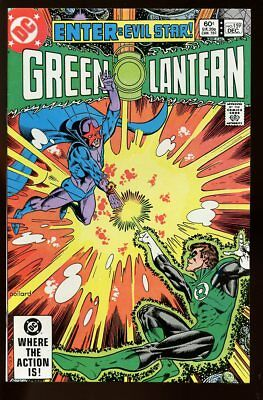 GREEN LANTERN #159 VF/ NEAR MINT (1960 SERIES) DC COMICS bin-2017-2549