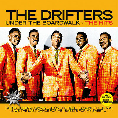 CD The Drifters Under The Boardwalk - The Hits