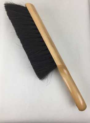 """Fine HorseHair Counter Duster 8"""" OAL 2-1/4 TL"""