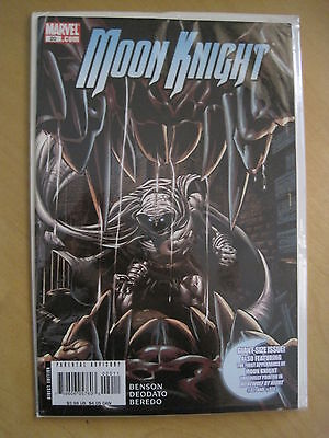 MOON KNIGHT  issue 20. GIANT SIZE ISSUE, includes REPRINT 1st MK app.MARVEL.2008