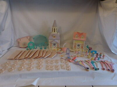 Fisher Price Precious Places Magic Key Buildings Accessories & Figures vintage