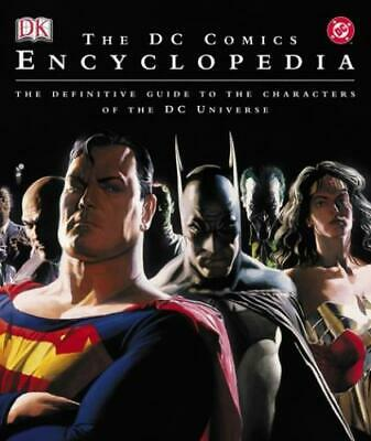 The DC Comics encyclopedia: the definitive guide to the characters of the DC
