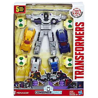 New Transformers Combiner-Force Menasor C0625/ C0624