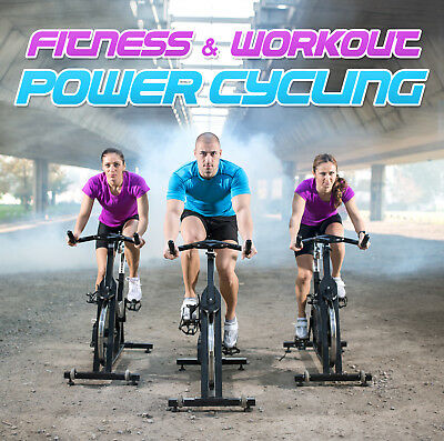 CD Power Cycling Fitness & Workout  von Various Artists