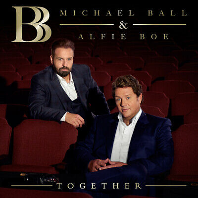 Michael Ball & Alfie Boe : Together CD (2016) Expertly Refurbished Product