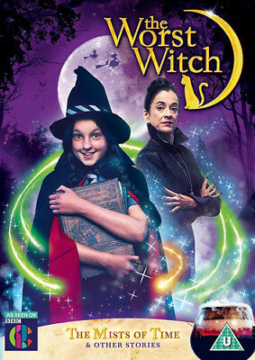 The Worst Witch: The Mists of Time & Other Stories DVD (2017) Bella Ramsey