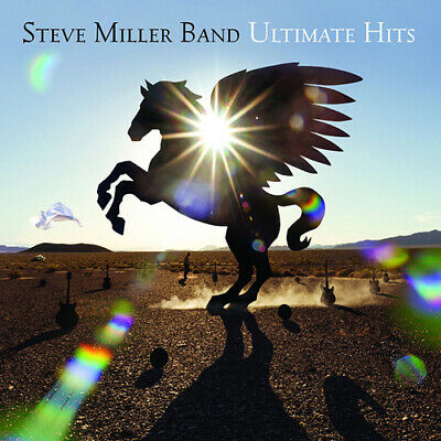 The Steve Miller Band : Ultimate Hits CD Deluxe  Album 2 discs (2017) ***NEW***