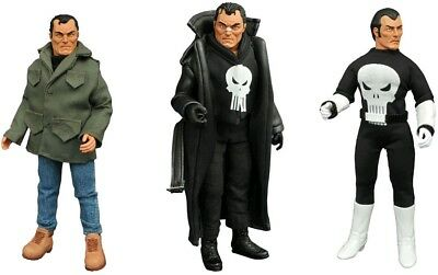 """5""""-7"""" Figures--The Punisher - Classic Action Figure 3-Pack"""