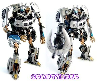 ATU288 Transformers 2 REVENGE OF THE FALLEN Movie AUTOBOT JAZZ Action Figure Toy