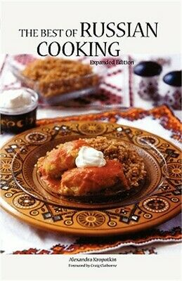 The Best of Russian Cooking (Paperback or Softback)