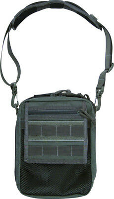 "Maxpedition NeatFreak Organizer 0211F Foliage Green. 9 1/2"" x 7 1/2"" x 3"" closed"