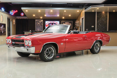 1970 Chevrolet Chevelle  Frame Off Restored! GM 396ci V8 L78 (375hp) Muncie M22 4-Speed, PS, PB, A/C