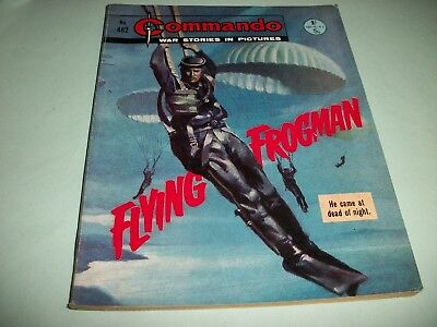 1970  Commando comic no. 482