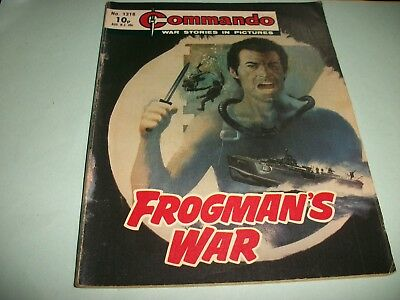1979  Commando comic no. 1318