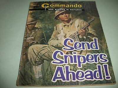 1986  Commando comic no. 2046