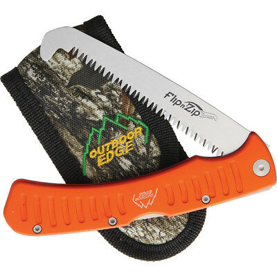 Outdoor Edge Flip n' Zip Saw FW45 (Saw only.) Ultra-thin, lightweight aluminum h