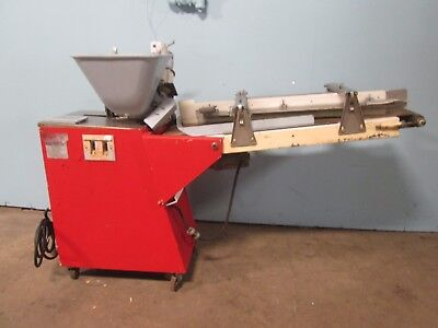 """""""scale-O-Matic S-400"""" Commercial H.d. Dual Phase Conveyor Dough Divider Machine"""